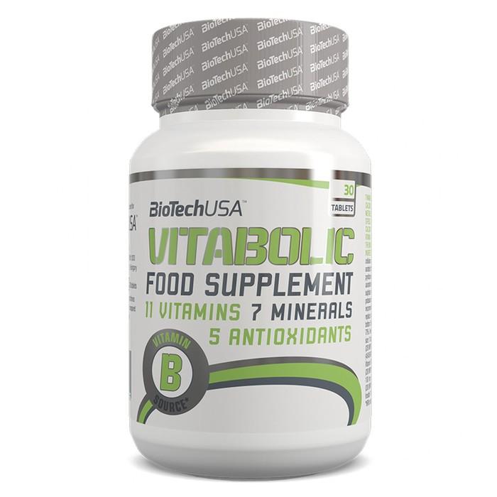 Витамины BioTech Витаболик, 30 таб