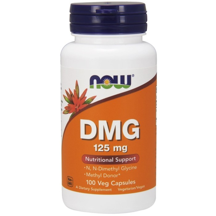 DMG NOW 125 мг, 100 викапс