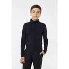 Водолазка для мальчика, рост 122 см, цвет синий 1S6-001-11811