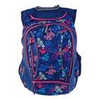 Рюкзак молодежный эргономичная спинка Yes 45*26*20 T-28 для девочки. Sweet, синий 554928