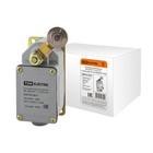 Выключатель концевой TDM ВК-200-БР-11-67У2-2X, с самовозвратом, 16А, 660В, IP67, SQ0732-0017   32917
