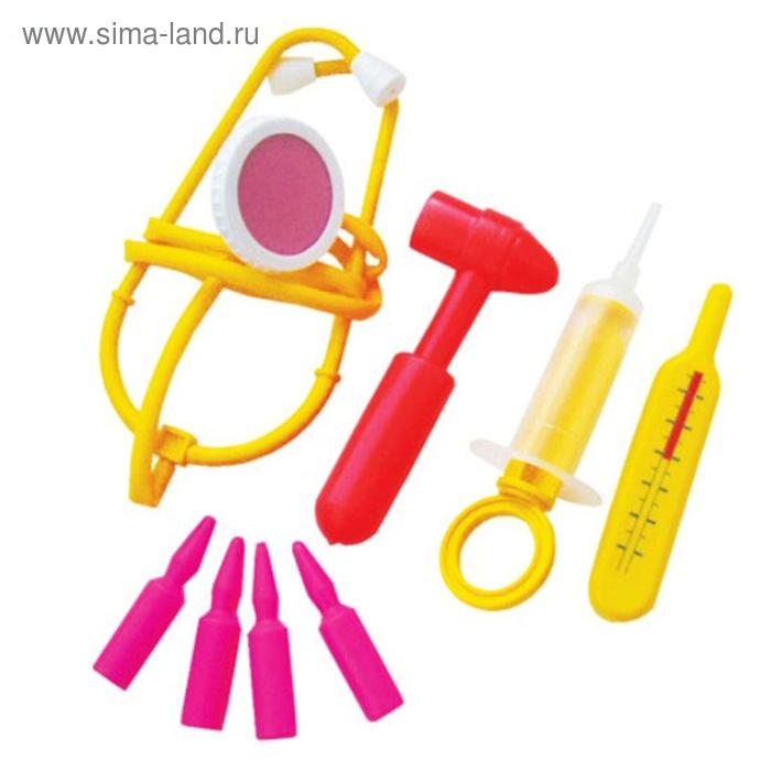 Игровой набор «Маленькая медсестра», цвета МИКС
