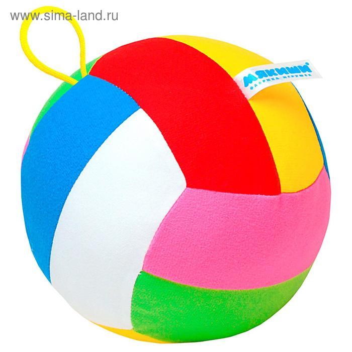 "Развивающий мяч с погремушкой ""Шалун"""
