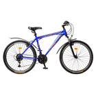 "Велосипед 26"" Progress модель Advance RUS, 2017, цвет синий, размер 17"""