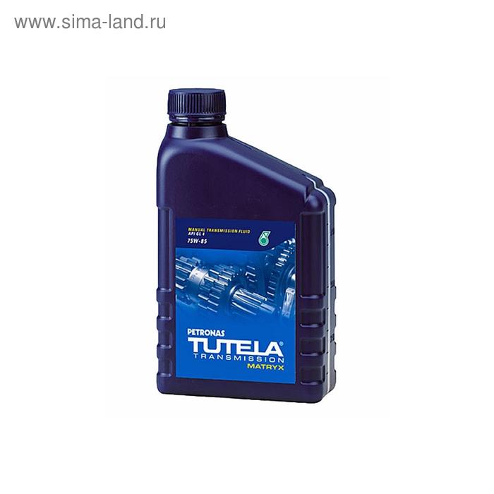 Трансмиссионное масло Petronas TUTELA CAR MATRYX синтетика 75W-85