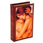 Шкатулка-книга 21х13х5 см