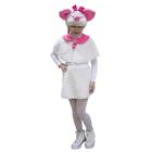 """Карнавальный костюм """"Свинка Крошка"""" плюш, рост 122-128 см"""