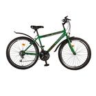 """Велосипед 26"""" Progress модель Crank RUS, 2017, цвет зеленый, размер 19"""""""