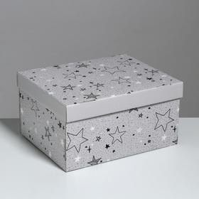 Складная коробка «Звёздные радости», 31,2 х 25,6 х 16,1 см Ош