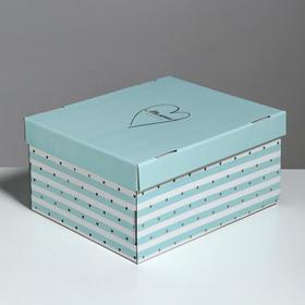 Складная коробка «Мелочи жизни», 31,2 х 25,6 х 16,1 см Ош