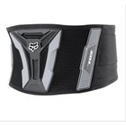 Пояс защитный Fox Turbo Belt, черно-серый