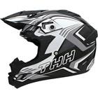 Шлем кросс TX-24, серый, размер L