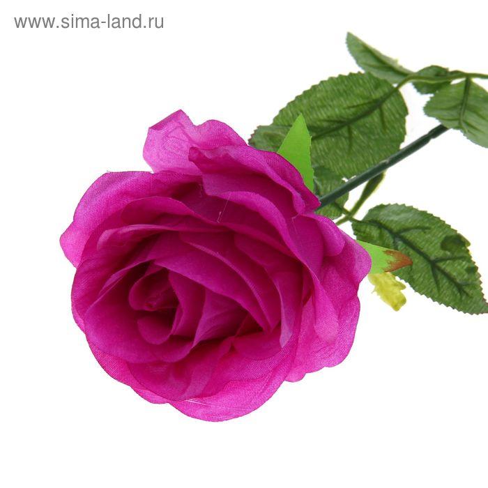 """Цветок искусственный """"Роза"""" микс"""
