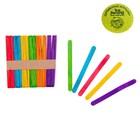 Счётные палочки цветные, набор 50 шт.