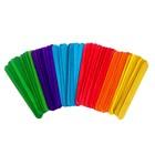 Счетные палочки большие цветные, (набор 50 штук)