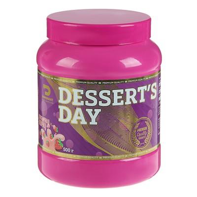 Протеин DOMINANT DESSERT'S DAY 500g Клубничная жвачка