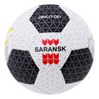 Мяч футбольный SARANSK р.5, 32 панели, PVC, 320 гр, камера бутил