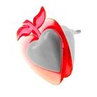 """Ночник """"Сердце в яблоке"""""""
