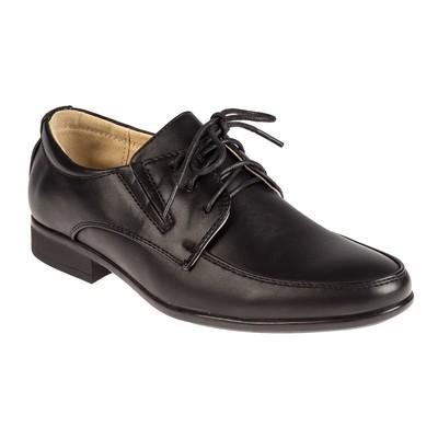 Туфли для мальчика арт. SB-22804 (чёрный) (р. 38)