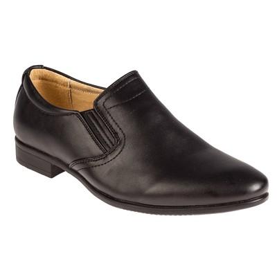 Туфли для мальчика арт. SB-22806 (черный) (р. 38)