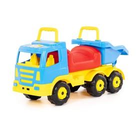 """Автомобиль-каталка """"Премиум 2"""", высота до сиденья 23 см, цвета МИКС"""