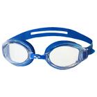 Очки для плавания ARENA Zoom X-Fit, арт.9240471, прозрачные линзы, регулируемая переносица, цвет синий