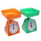 Весы механические кухонные, до 5 кг, цвет - микс