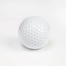 Мяч для гольфа, 2-слойный, 420 выемок, d=4,3 см Ош