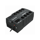 Источник бесперебойного питания CyberPower BS850E NEW, 850VA/480W USB (4+4 EURO), черный