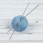Спицы для вязания, прямые, d=2мм, 20см, 2шт