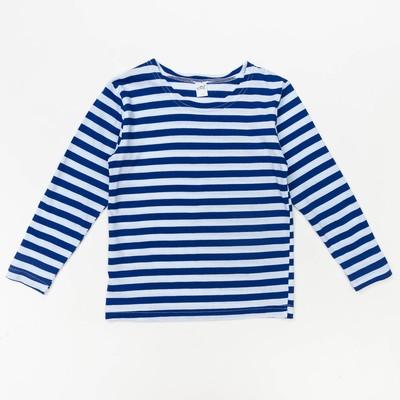 Фуфайка для мальчика, рост 98-104 см (28), цвет синий 11036