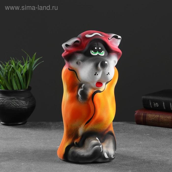 "Копилка ""Волк в одеяле"" микс"