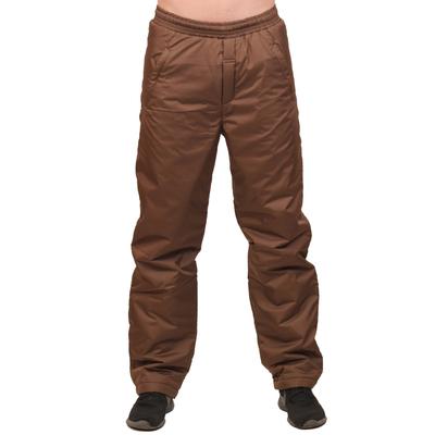 Брюки мужские рост 182 цвет коричневый, р-р 44