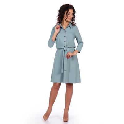 Платье женское Констанция цвет фисташковый, р-р 48