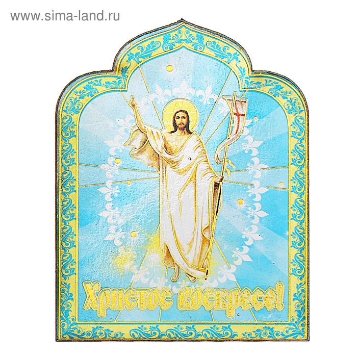 """Магнит """"Христос Воскресе"""""""