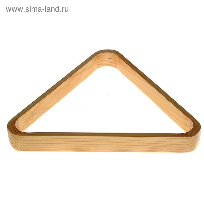 Треугольник, диаметр шара 57, дерево