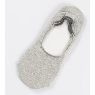 Носки-невидимки мужские 070K-130 (070K) цвет светло-серый меланж, р-р 25