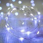 Светодиодная лента для воздушного шара, 3 метра, синий цвет