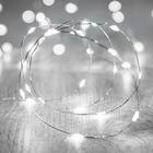 Светодиодная лента для воздушного шара, 3 метра, белый цвет