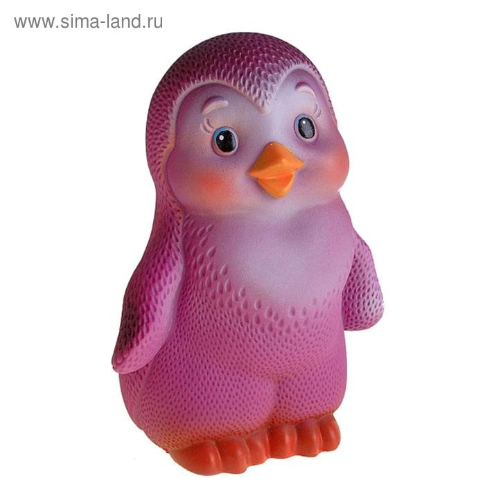 """Резиновая игрушка """"Пингвиненок Лоло"""""""