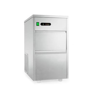 Льдогенератор Gastrorag IM-20, кускового льда (пальчики 27х42 мм), 20 кг/сутки, бункер 5 кг   380095