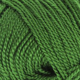 Пряжа 'Etamin' 100% акрил 180м/30гр (438 яр. зелёный) Ош