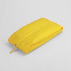 Сумка для обуви, 37*10*16, 1 отд на молнии, желтый Ош