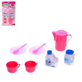 Набор посуды ' Кофе с молоком' 9 предметов Ош