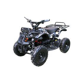 Детский электро квадроцикл MOTAX ATV Х-16 1000W BIGWHEEL (большие колеса), черный Ош