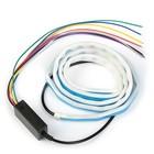 Подсветка багажника 52 LED-5050, гибкий неон 120 см, указатель поворота, стоп сигнал, RGB