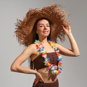 """Гавайское ожерелье """"Тропический коктейль"""""""