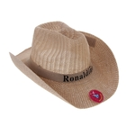 Карнавальная шляпа ковбойская, плетеная