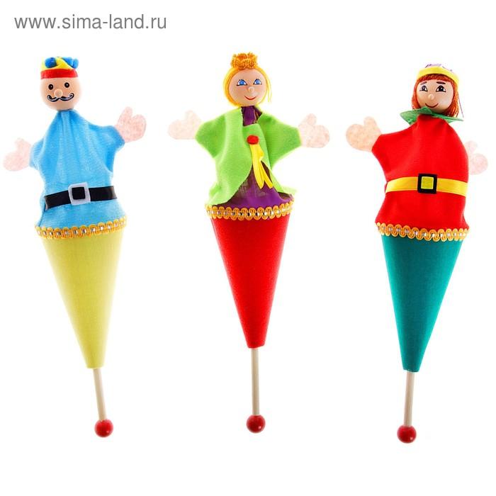 """Сувенир-дергунчик """"Сказочные герои"""", цвета МИКС"""