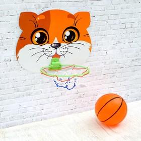 WOOW TOYS Игра баскетбол 'Котёнок' Ош